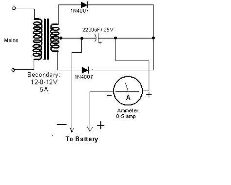 [XOTG_4463]  YK_0403] Simple Circuit Car Battery Charger Circuit Diagram Schematic Wiring | Car 12v Schematic Wiring |  | Onica Wigeg Mohammedshrine Librar Wiring 101