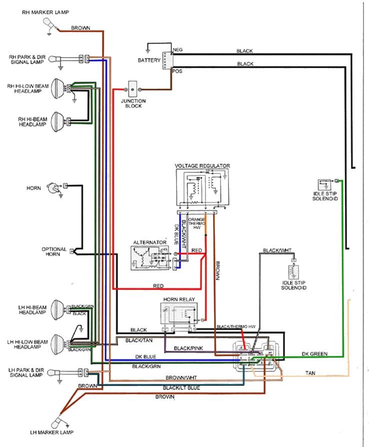 68 Pontiac Gto Ignition Wiring 3