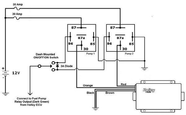 Fl 7355 Holley Ignition Wiring Diagram Download Diagram