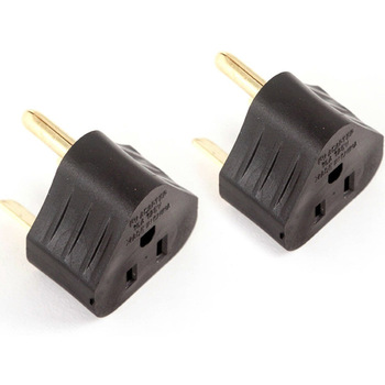 BougeRV 30 AMP RV Receptacle Plug Electrical Plug Adapter with Handle Male Plug