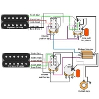 Stupendous Guitar Wiring Diagrams Resources Guitarelectronics Com Wiring Cloud Lukepaidewilluminateatxorg