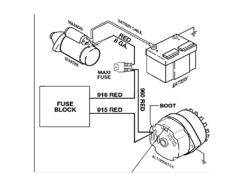 alternator wiring diagram to battery ad 6718  3 wire marine alternator wiring diagram schematic wiring  3 wire marine alternator wiring diagram