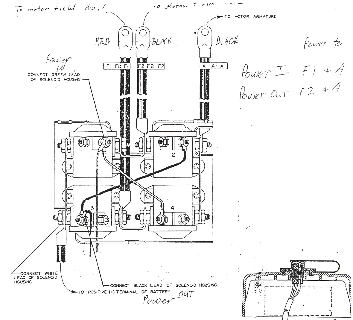 Superwinch Lp8500 Wiring Diagram