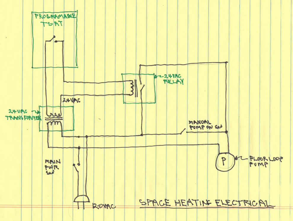 Wall Thermostat Wiring Diagram - Database