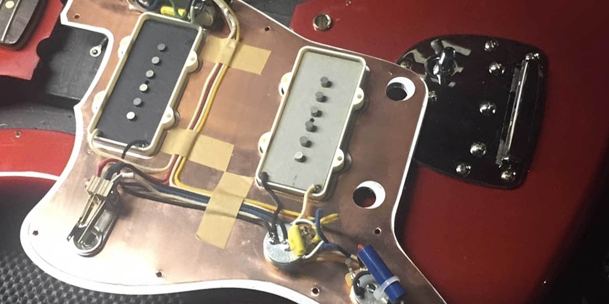 Peachy Upgrading Jazzmaster Electronics Unleash The Potential Reverb News Wiring Cloud Waroletkolfr09Org