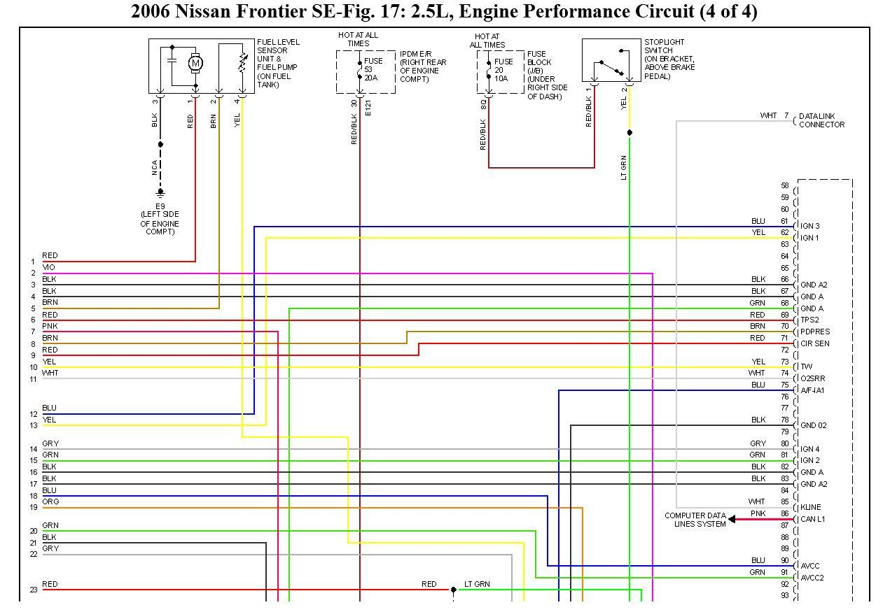 Bo 0921  Nissan D21 Wiring Diagram Together With Nissan