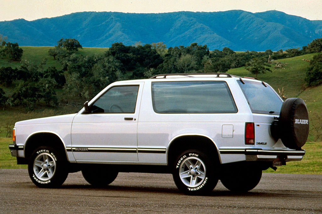 Marvelous 1990 94 Chevrolet S10 Blazer Consumer Guide Auto Wiring Cloud Licukosporaidewilluminateatxorg