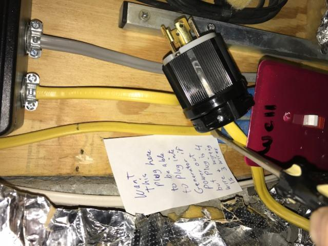 Awesome Using A 240V Generator With Four Prong Plug On Well Pump Using 3 Wiring Cloud Intelaidewilluminateatxorg
