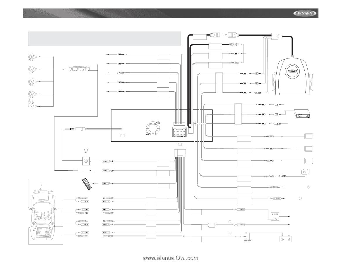 Jensen Car Audio Wiring Diagrams Ford F150 Solenoid Wiring For Wiring Diagram Schematics