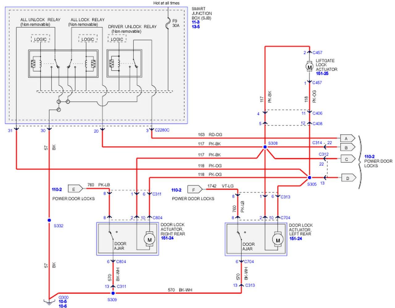 2005 Ford Escape Wiring Schematic Best Wiring Diagrams Www Www Ekoegur Es