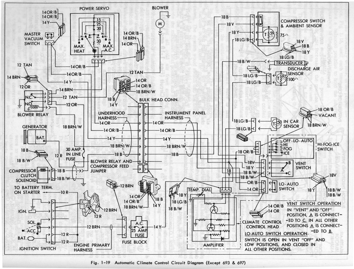 YB_4015] Cadillac Ac Wiring Diagrams Free Diagram