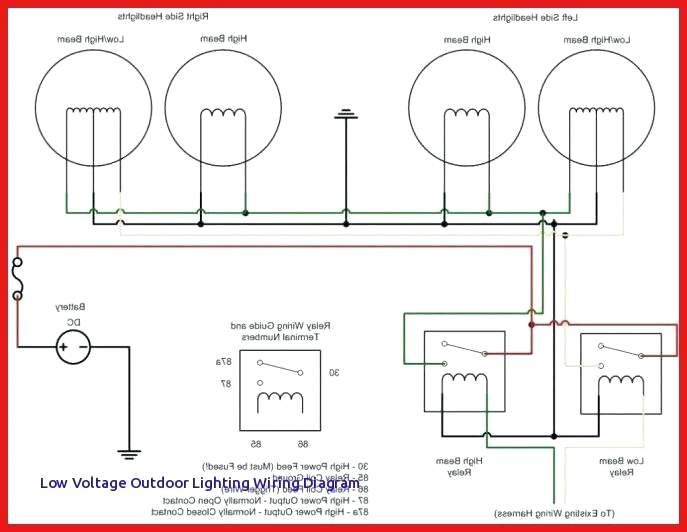 Wd 7933 Outdoor Low Voltage Wiring Diagrams Outdoor Circuit Diagrams Download Diagram