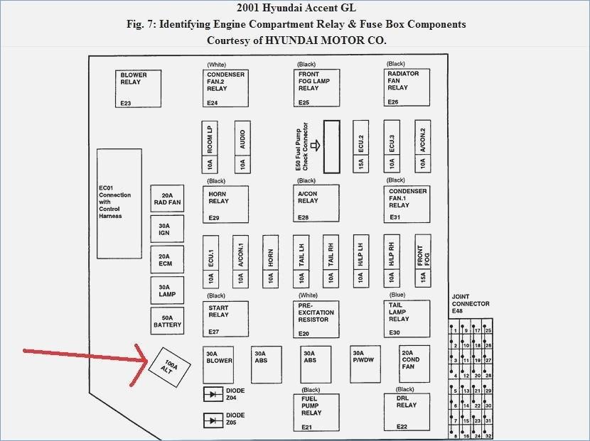 38  2013 Hyundai Accent Fuse Diagram