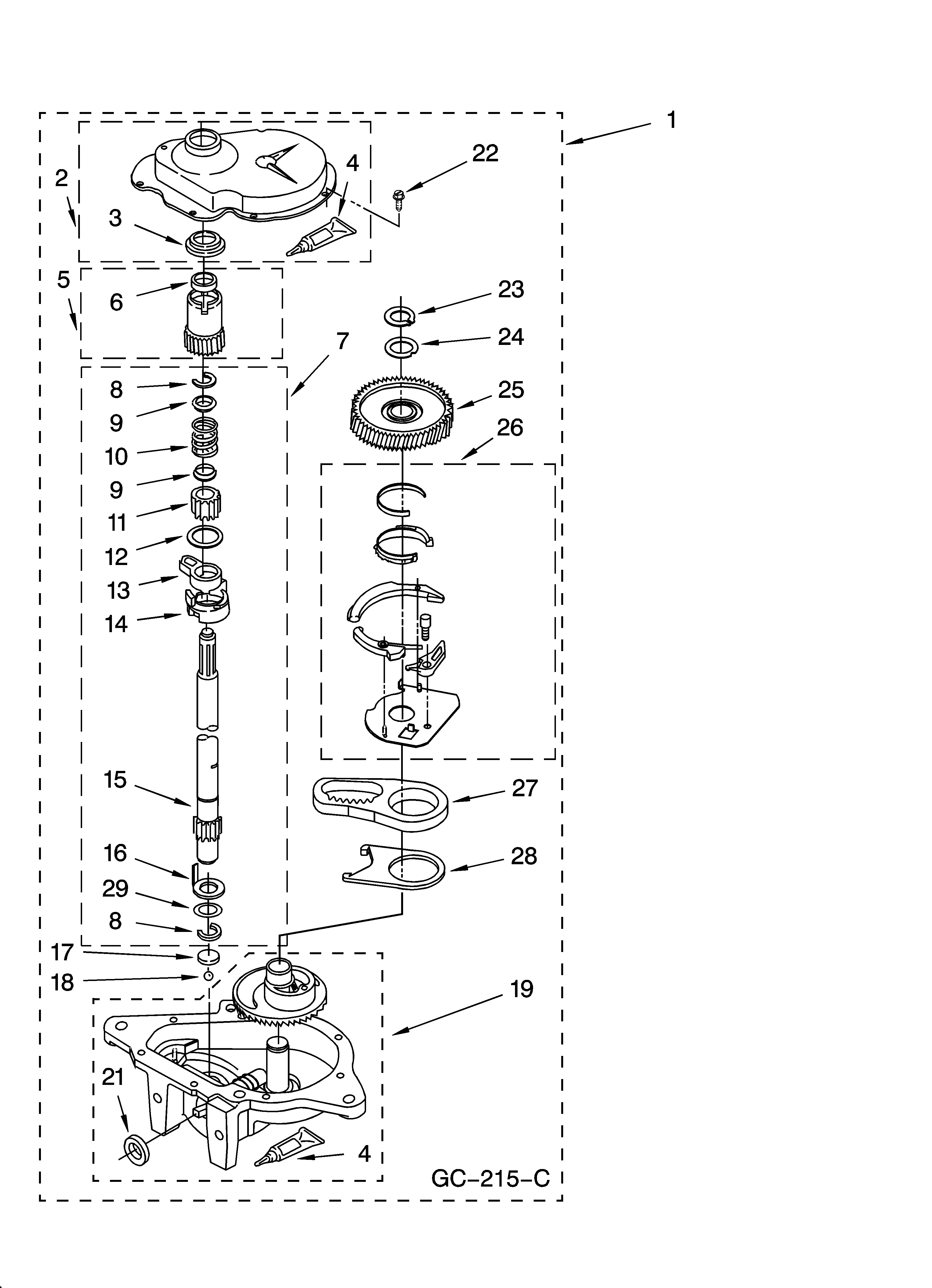 ME_6363] Whirlpool Washing Machine Diagram Of Parts Belt Drive Washer Help  Free DiagramAttr Papxe Mohammedshrine Librar Wiring 101