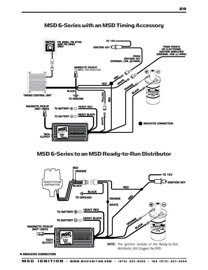 LR_5430] Msd 6Al Wiring Diagram Mallory Distributor P 9000 Schematic WiringSarc Unho Push Bepta Mohammedshrine Librar Wiring 101