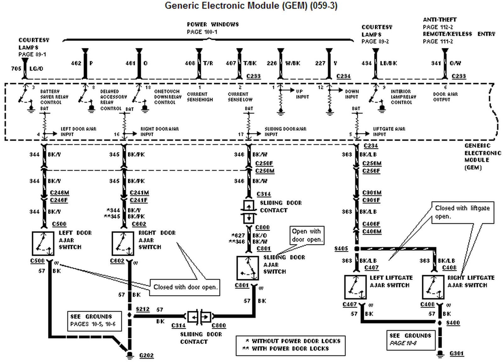 yh_9915] 01 windstar wiring diagram schematic wiring  itis stre over marki xolia mohammedshrine librar wiring 101