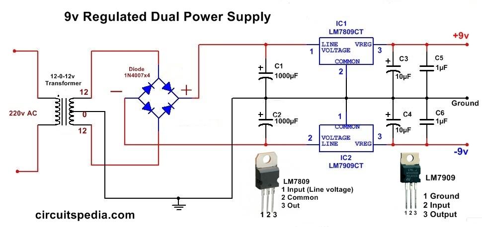 Phenomenal Dc Power Supply Wiring Diagram Wiring Diagram Wiring Cloud Xempagosophoxytasticioscodnessplanboapumohammedshrineorg