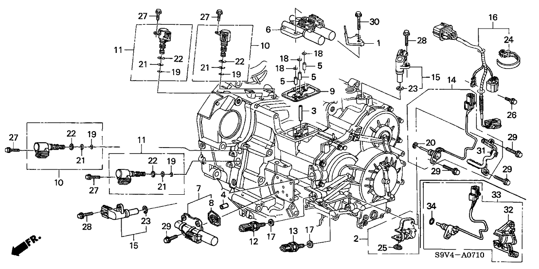 Honda Pilot Engine Diagram Transmission Wiring Diagrams Sum Manage A Sum Manage A Alcuoredeldiabete It