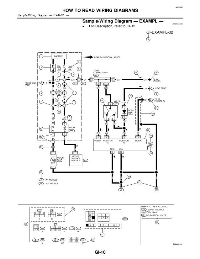 Swell Nissan Quest Wiring Diagram Wiring Diagram Wiring Cloud Rdonaheevemohammedshrineorg