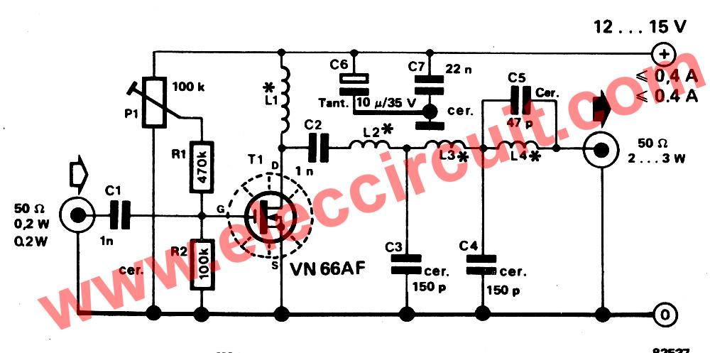 HB_6576] 27Mhz Cb Amplifier Circuit Schematic WiringIstic Xortanet Capem Mohammedshrine Librar Wiring 101