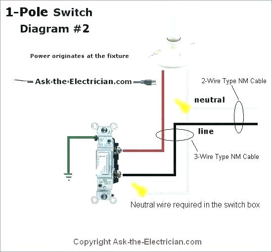 Switch Wiring Diagram As Well Single