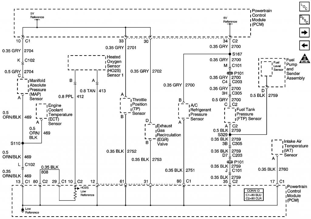 BS_4277] 2005 Pontiac Montana Stereo Wiring Diagram