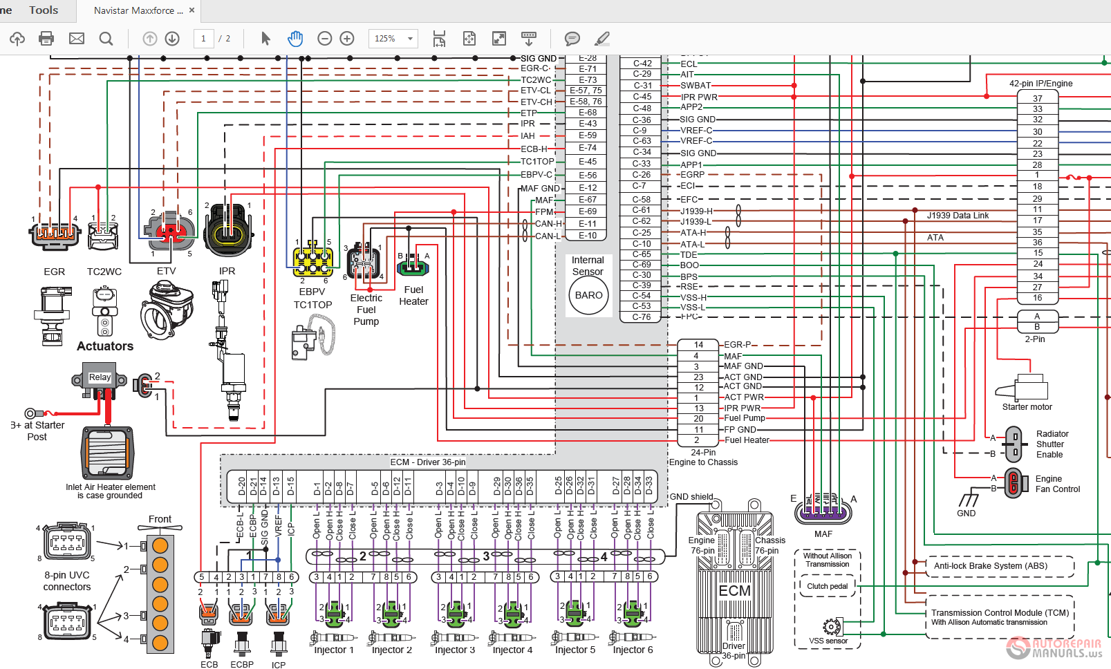 sm_5434] dt9 maxxforce engine diagram  www mohammedshrine librar wiring 101