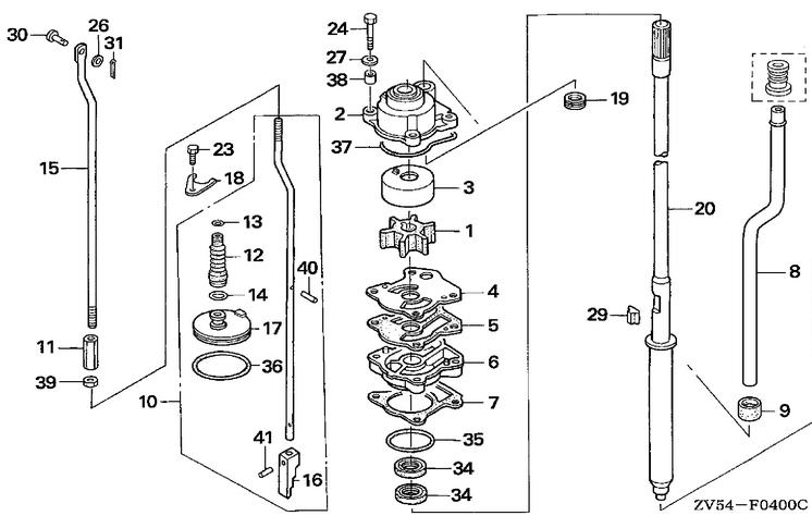 fy_7745] honda lower unit diagram free diagram  dupl phae ologi aidew illuminateatx librar wiring 101