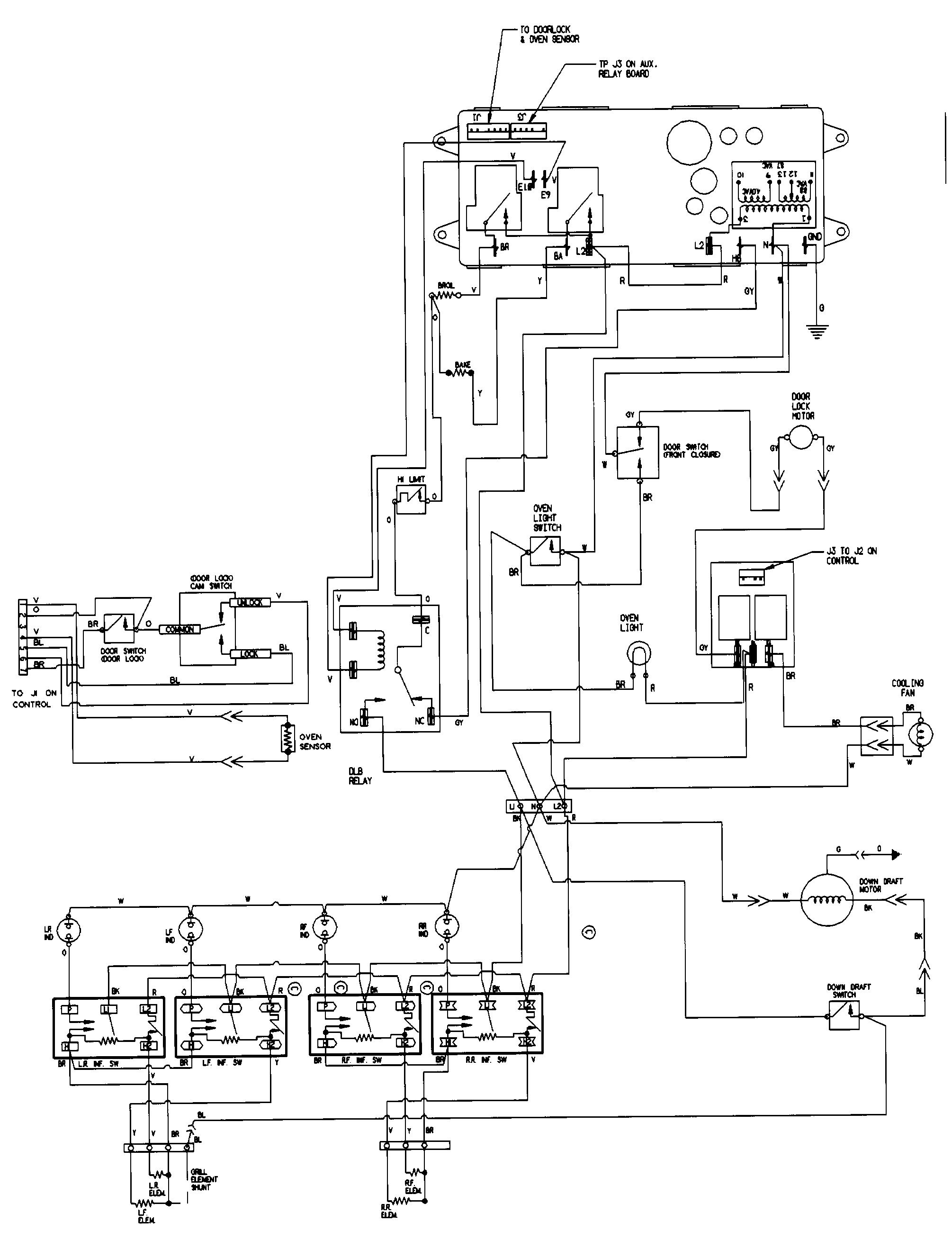 BF_9733] Jenn Air Electric Stove Wiring Diagram Free DiagramDness Xeira Mohammedshrine Librar Wiring 101