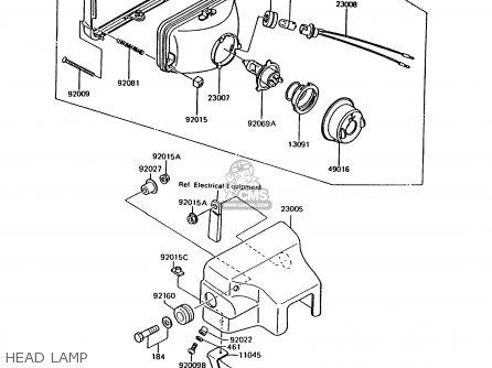 suzuki lt 125 wiring diagram vb 3407  kawasaki atv parts 1993 klf300c5 bayou 300 4x4 chassis  kawasaki atv parts 1993 klf300c5 bayou