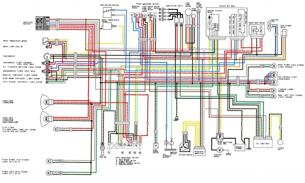 wiring diagram for 85 kawasaki ninja 6 vd 7434  wiring also kawasaki ninja 750 wiring diagram on kawasaki  kawasaki ninja 750 wiring diagram