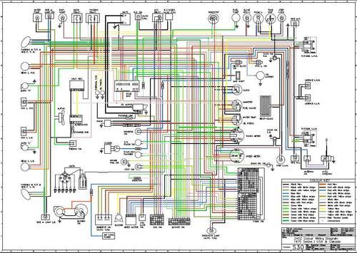 Enjoyable Datsun 260Z Wiring Diagram Basic Electronics Wiring Diagram Wiring Cloud Genionhyedimohammedshrineorg