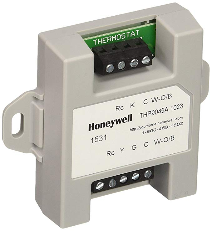 Tremendous Honeywell Thp9045 A1023 Wiresaver Verkabelung Modul Fur Thermostat Wiring Cloud Timewinrebemohammedshrineorg