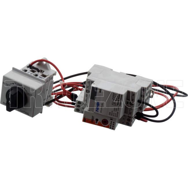 Strange Nhp Hard Wired Emergency Light Test Kit Cpelk1W Emergency Test Wiring Cloud Filiciilluminateatxorg