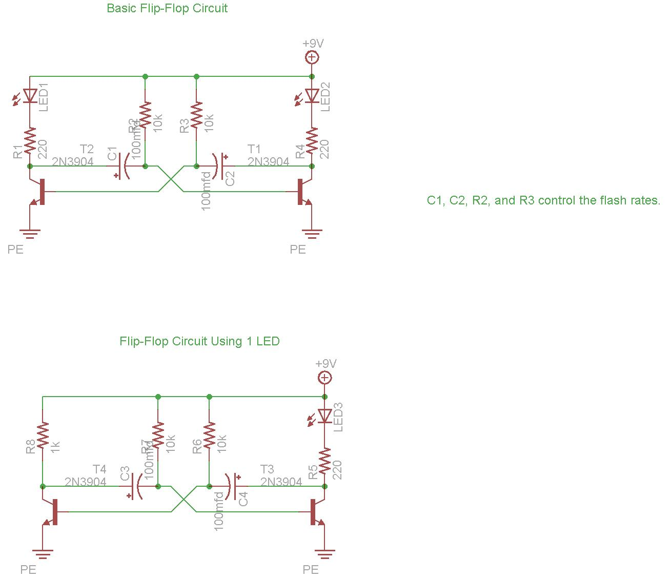 Miraculous Basic Electronics Circuits Wiring Cloud Faunaidewilluminateatxorg