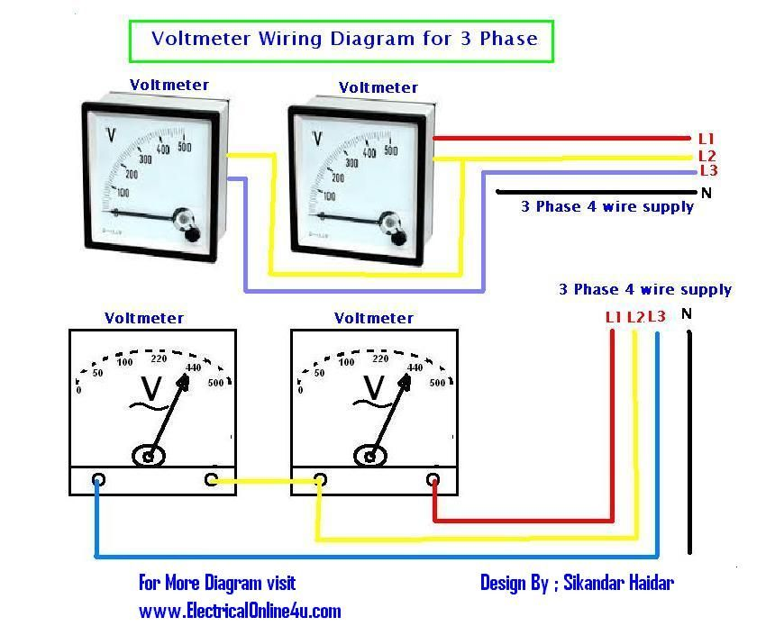 Ch 4789 3 Phase Switchboard Wiring Diagram Free Diagram