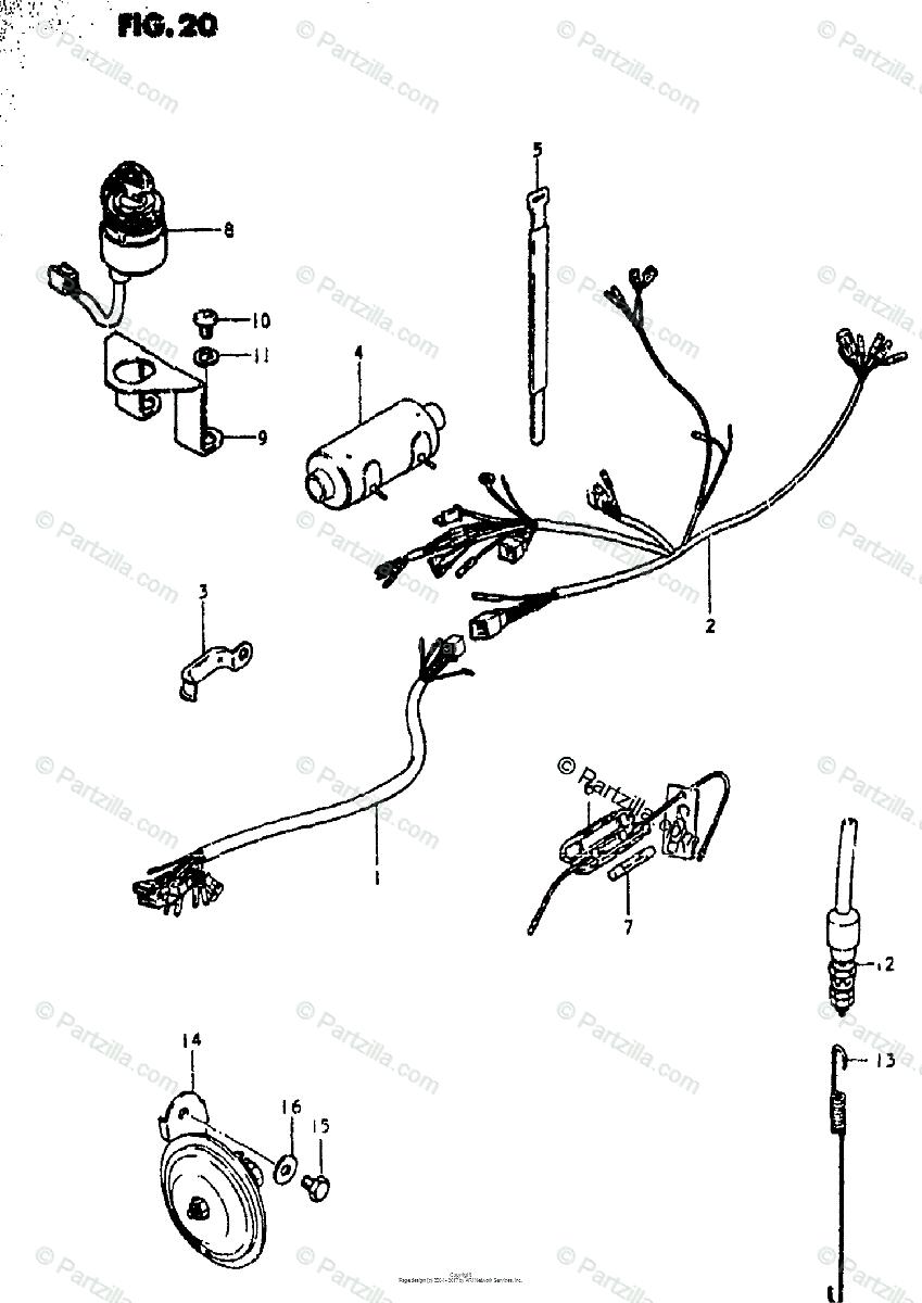 1980 Ts185 Wiring Diagram - Wiring Diagram