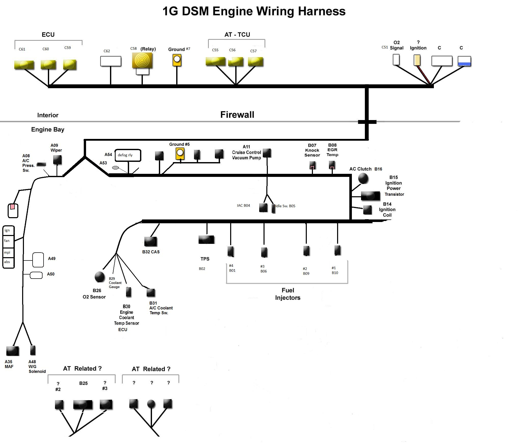 4g63 Sohc Wiring Diagram