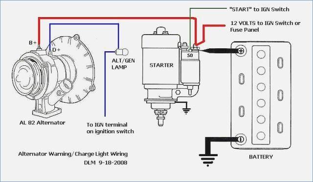 Starter Alternator Wiring Diagram - 1981 Chevy C10 Wiring Diagram -  doorchime.losdol2.jeanjaures37.fr | Battery Alternator Wiring Diagram For Starter |  | Wiring Diagram Resource