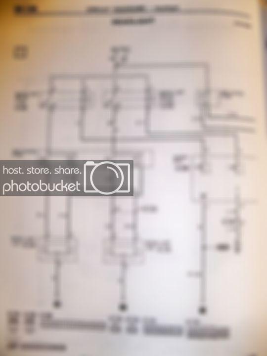 Gn 7365 Mitsubishi Headlight Wiring Diagram Schematic Wiring