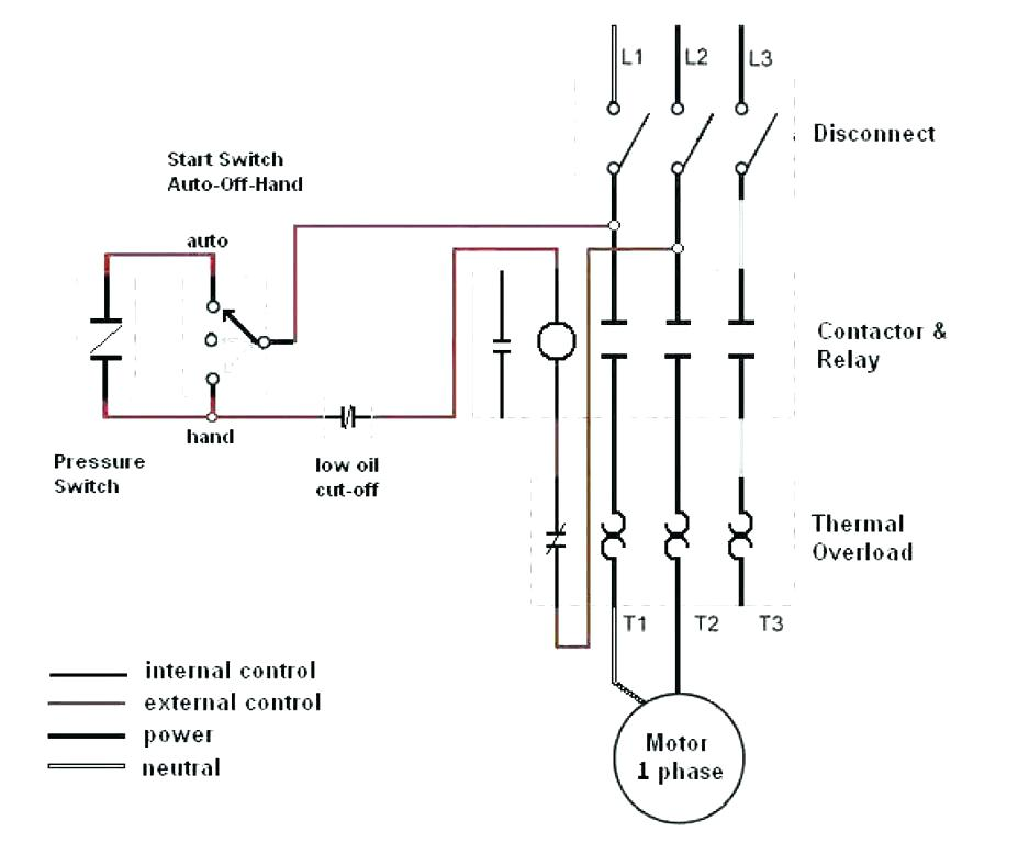 Air Compressor Pressure Switch Wiring Diagram - Collection