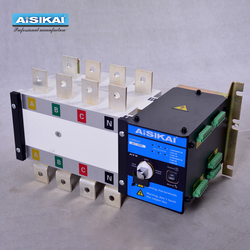 Sa 2116  Automatic Transfer Switch On Three Phase Manual