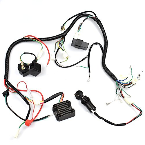 Vy 1734  Complete Wire Harness Kit Schematic Wiring