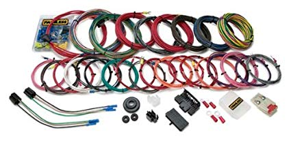Fabulous Painless 30021 18 Circuit Wire Harness Amazon In Car Motorbike Wiring Cloud Licukaidewilluminateatxorg