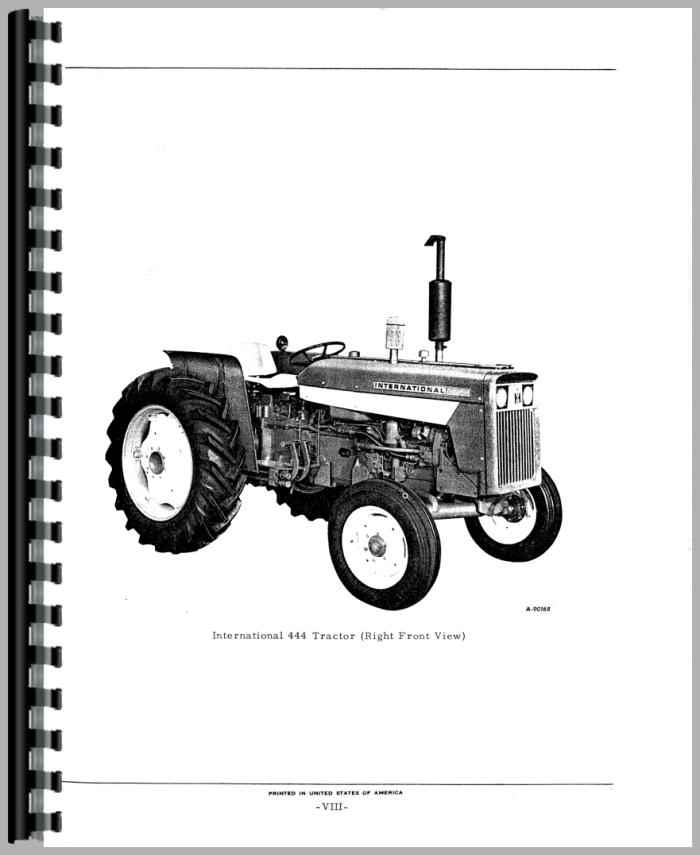 Ym 3683 Wiring Diagram For A Case 444 Tractor Free Diagram