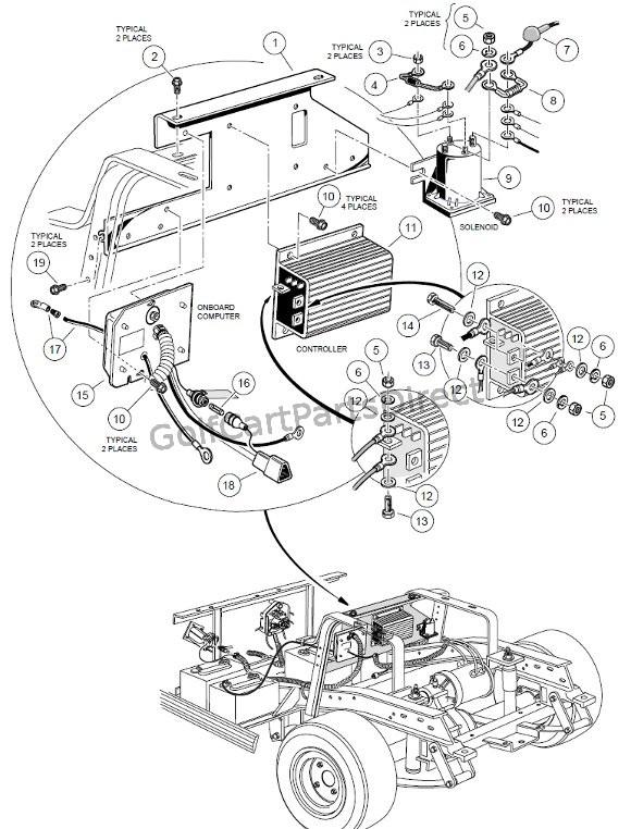 tn0827 villager club car wiring diagram wiring diagram