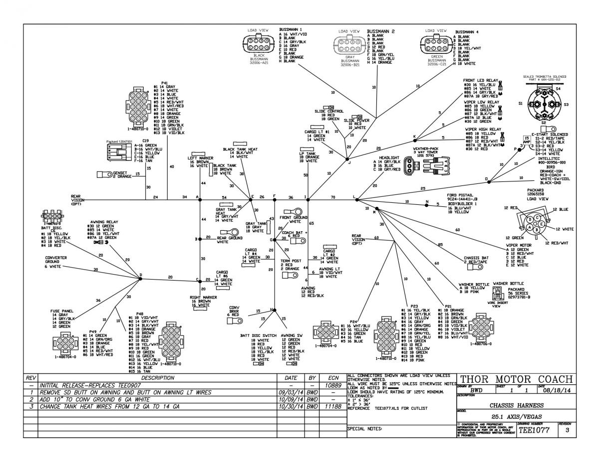 Diagram Thor Ace 30 2 Wiring