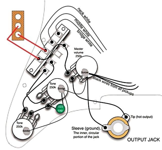 Tele Custom Wiring Diagram