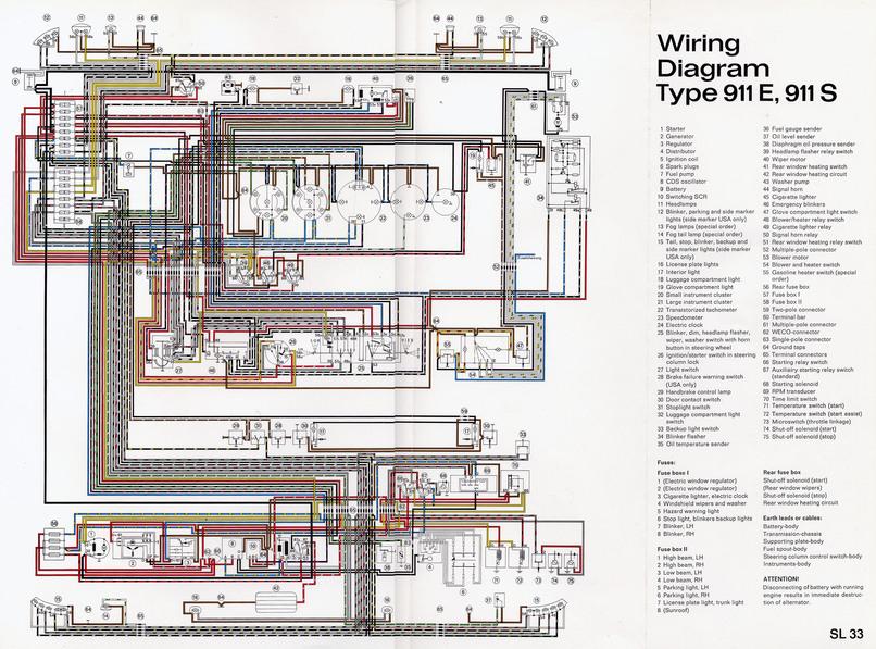 porsche 356 pre a wiring diagram vw 3682  1969 porsche 911 wiring diagram free diagram  1969 porsche 911 wiring diagram free
