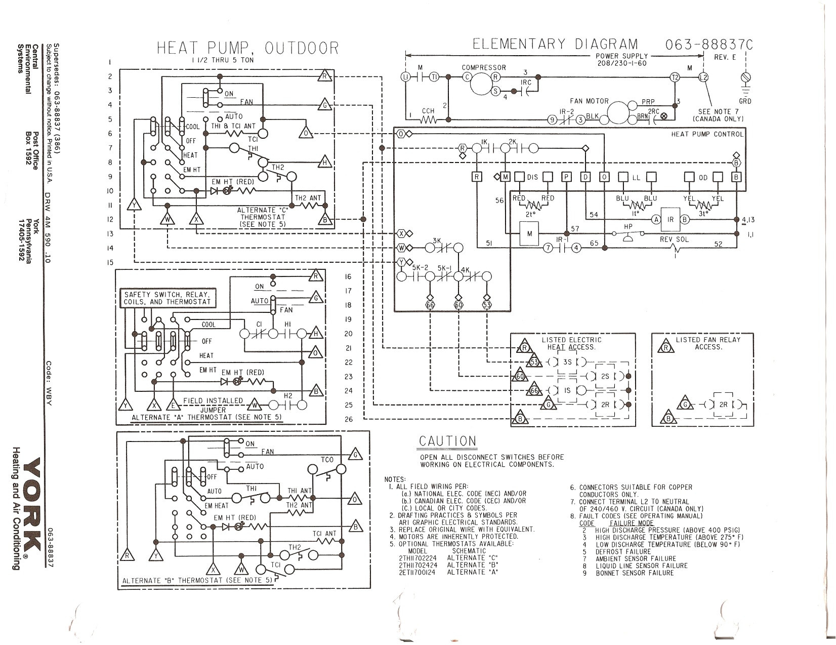 Incredible Heat Pump Thermostat Wiring Diagram Ruud Heat Pump Thermostat Wiring Wiring Cloud Orsalboapumohammedshrineorg